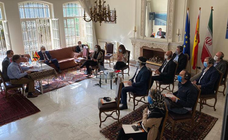 Meetings & Events in Tehran
